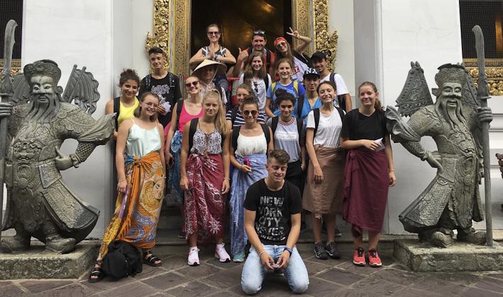 séjour circuit thaïlande