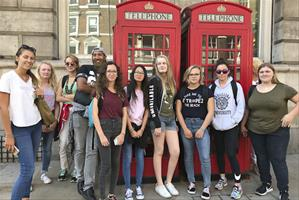 Vacances pour tous - colonies de vacances  - Londres - Magic London
